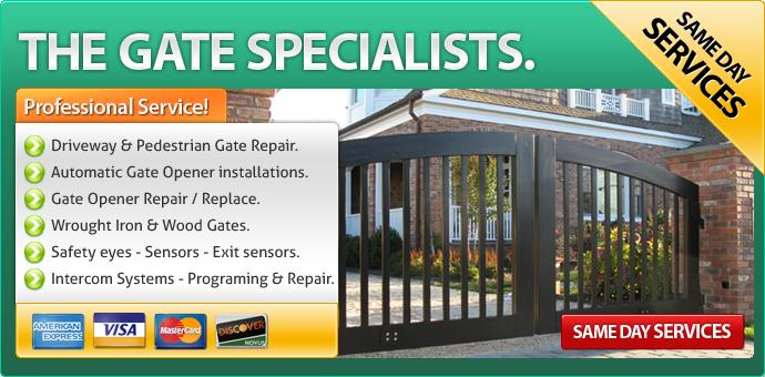 Gate repair Berwyn PA